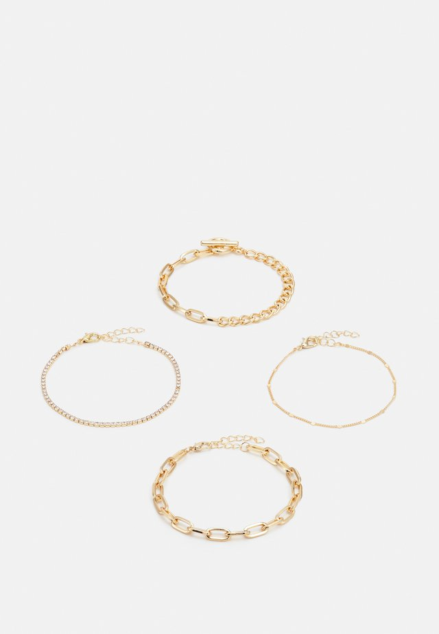 ONLVIOLA BRACELET4 PACK - Armband - gold-couloured