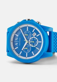 Armani Exchange - OUTERBANKS - Chronograph watch - blue - 5