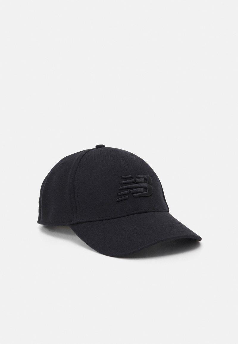 New Balance - TEAM CAP UNISEX - Cap - black
