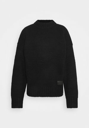 PULL - Jumper - black