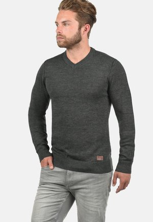 DANSEL - Jumper - charcoal