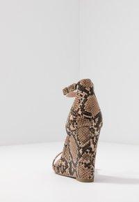 Madden Girl - WILLOOW - High heeled sandals - brown - 5