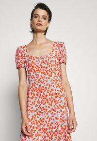 Diane von Furstenberg - ELENA DRESS - Vapaa-ajan mekko - medium sky blue - 4