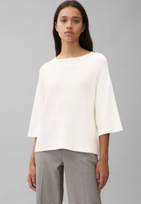Marc O'Polo - MIT KASCHMIRWOLLE - Jumper - off white - 0