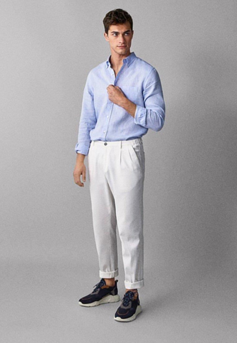 Massimo Dutti - IM REGULAR-FIT - Shirt - light blue