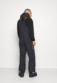 Oakley - GUNN SHELL BIB - Snow pants - blackout - 2