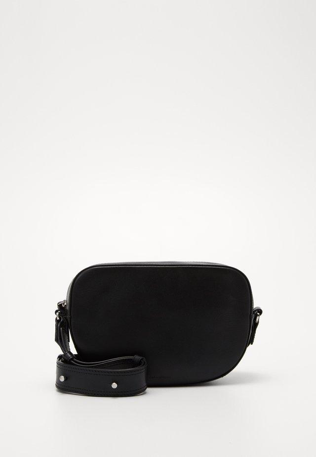 ALLURE EVENING BAG - Across body bag - black
