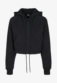 Urban Classics - Zip-up hoodie - black - 6