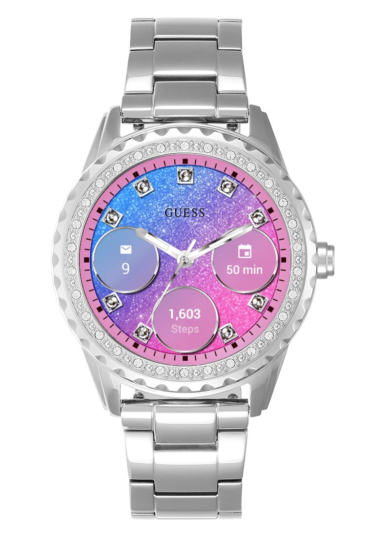 Guess Smart Watch - Silver-coloured