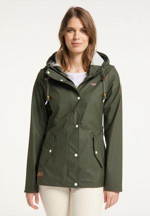 MARGE - Light jacket - dark olive