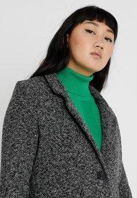 JDY - JDYBESTY  FALL - Classic coat - dark grey melange - 3