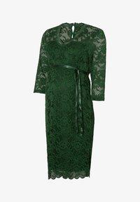 MAMALICIOUS - MLMIVANA DRESS - Vestido de cóctel - evergreen - 4