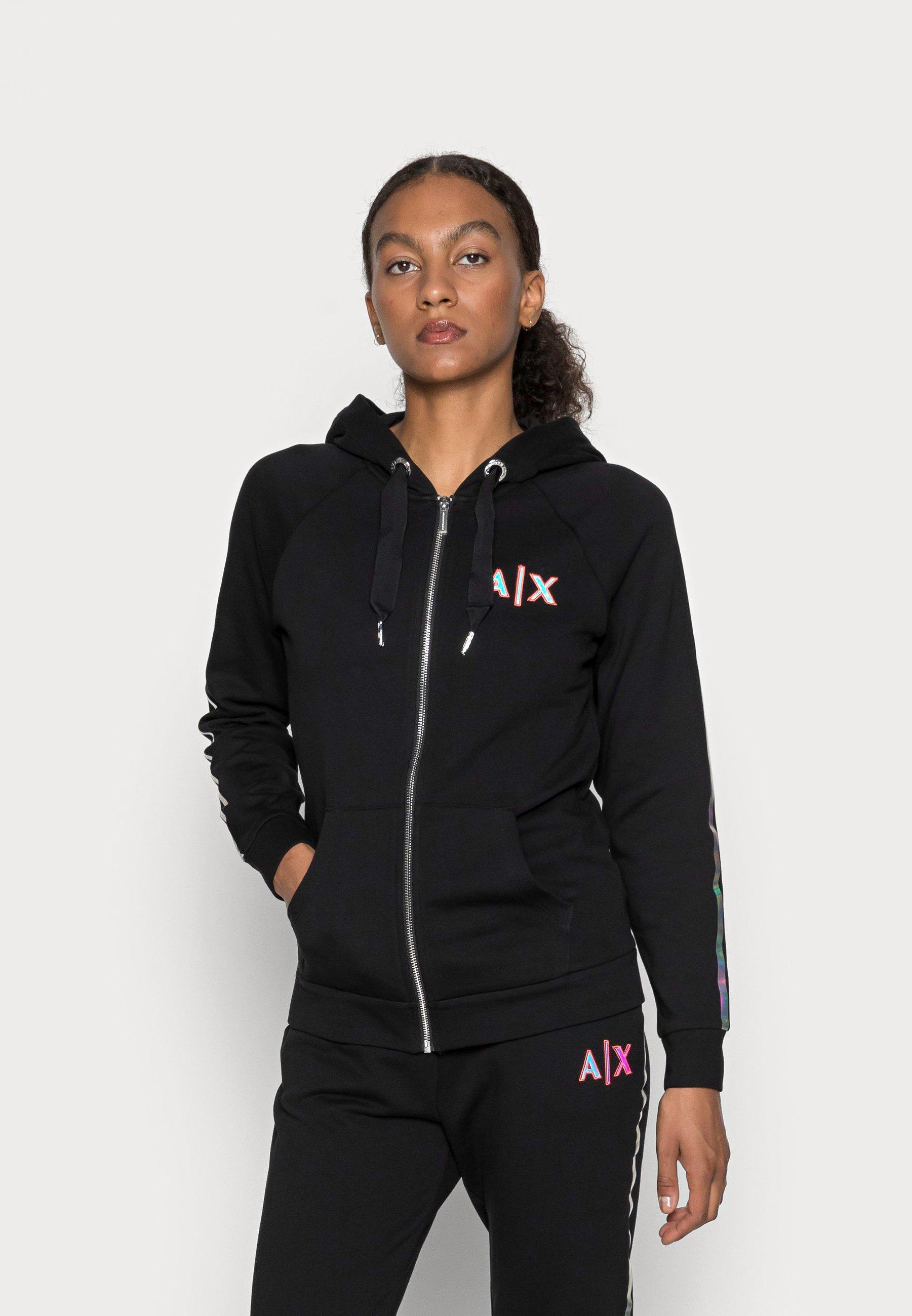 Women FELPA FRENCH TERRY - Zip-up sweatshirt