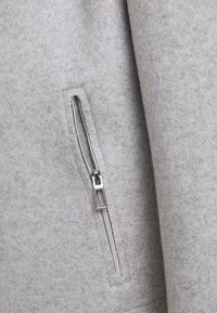 TOM TAILOR - COSY BRUSHED - Sportovní sako - silver grey melange - 2