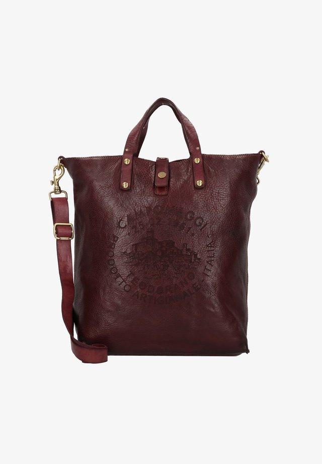 Handbag - melanzana