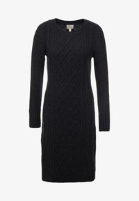 Barbour - TYNESIDE - Jumper dress - anthracite - 3