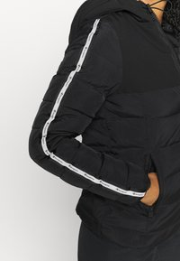 Champion - HOODED JACKET LEGACY - Training jacket - black