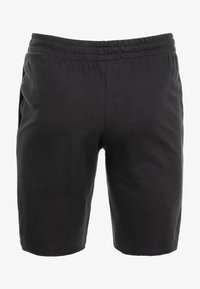 Under Armour - SPORTSTYLE TERRY  - Sports shorts - black - 1