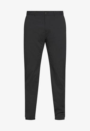 LIQUID ROCK PANTS - Pantaloni outdoor - rock black
