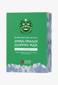SNP ANIMAL DRAGON SOOTHING MASK 20 PACK - Face mask - -