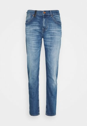 SPECIAL EDITION STRETCH LIFT - Jeans slim fit - dark blue