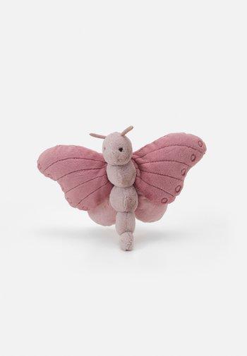 BEATRICE BUTTERFLY - Pehmolelu - pink