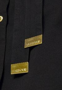 Barbour International - MINATO DRESS - Denim dress - black - 5