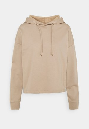 ONLDREAMER LIFE HOOD - Sweat à capuche - silver mink