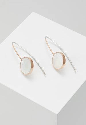 AGNETHE - Boucles d'oreilles - rose gold-coloured