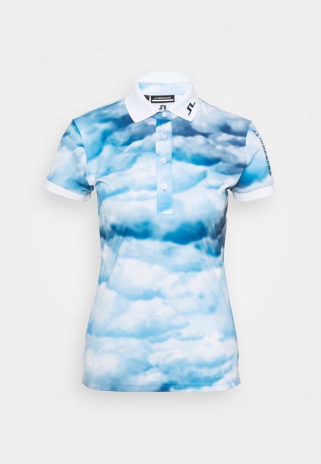 Sportshirt - cloud midnight summer blue