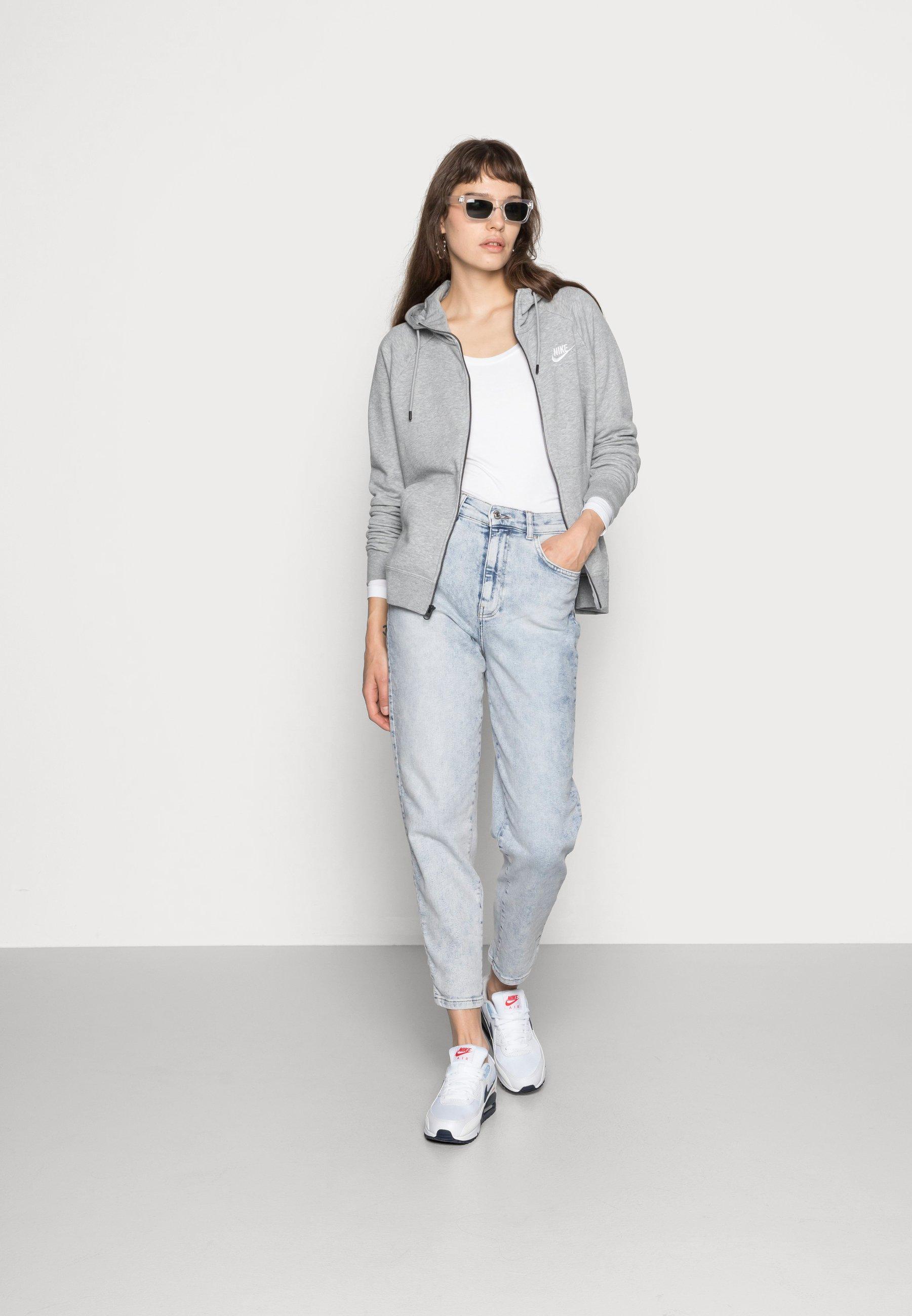 Women HOODIE - Zip-up sweatshirt