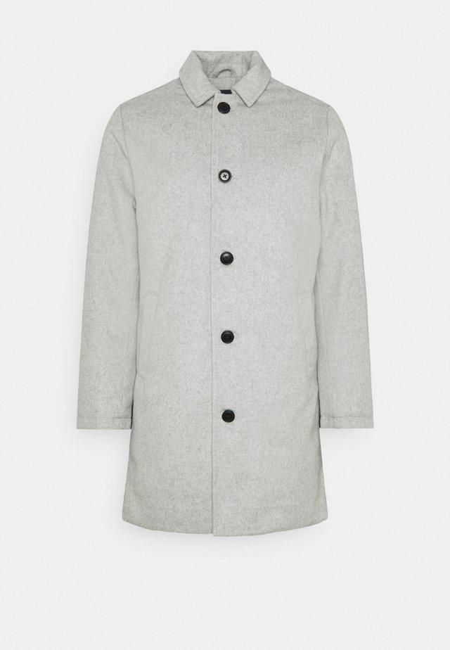 COAT - Mantel - mottled light grey