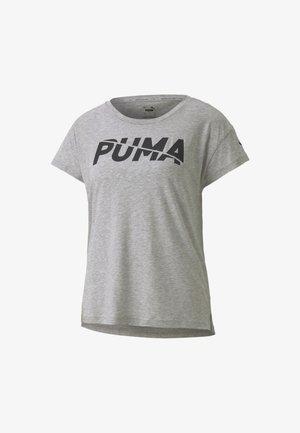 MODERN GRAPHIC  - T-shirts print - light gray heather