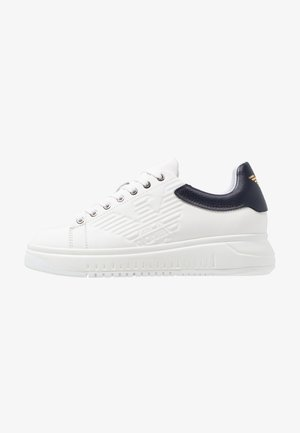 Matalavartiset tennarit - optical white/navy