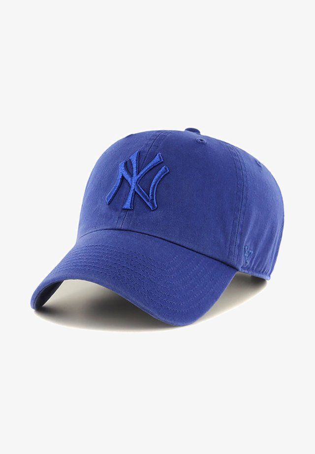 CLEAN UP STRAPBACK YANKEES - Cap - blau