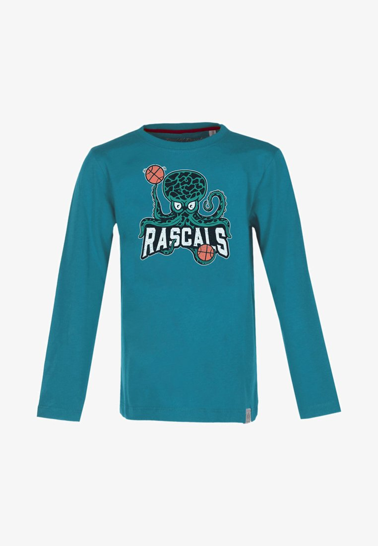 Band of Rascals - Long sleeved top - petrol