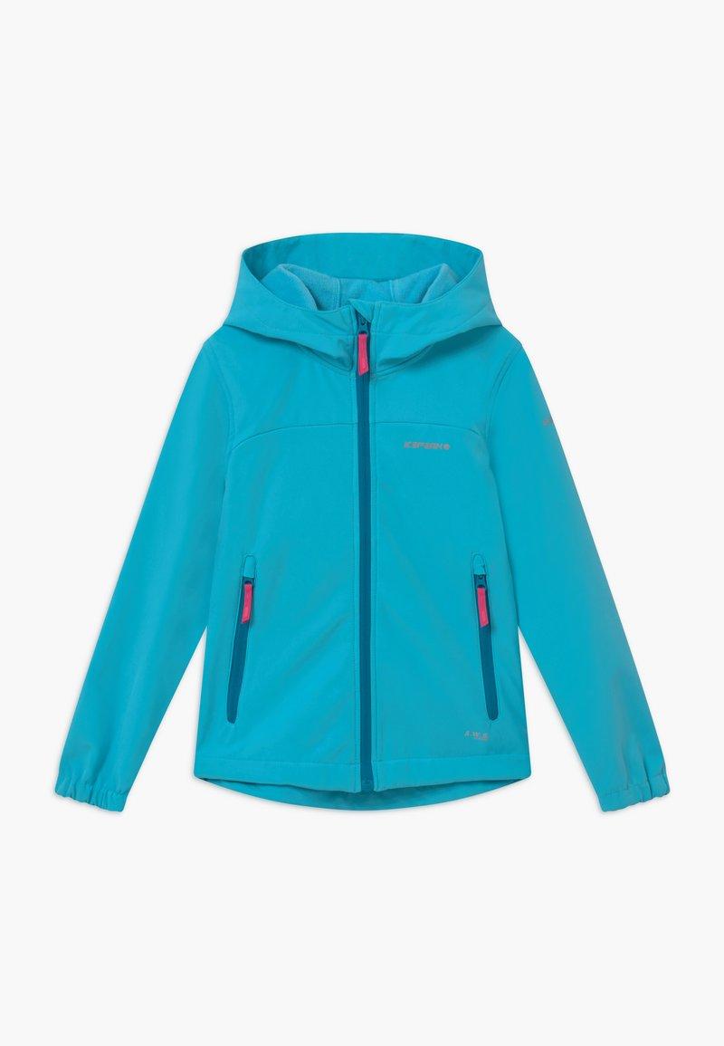 Icepeak - KAPPELN - Soft shell jacket - turquoise