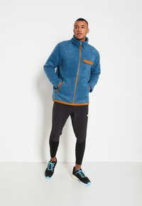 The North Face - CRAGMONT JACKET - Fleecová bunda - blue - 1