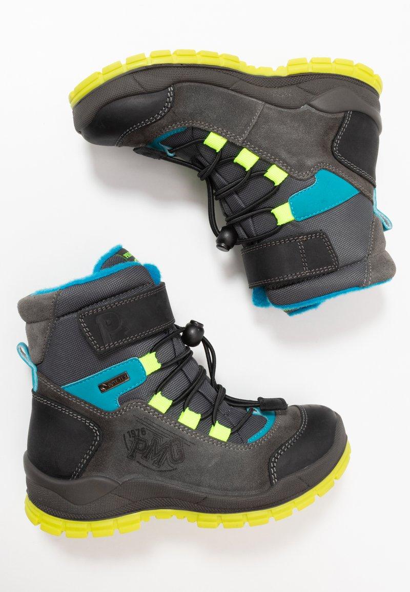 Primigi - Winter boots - grey/black
