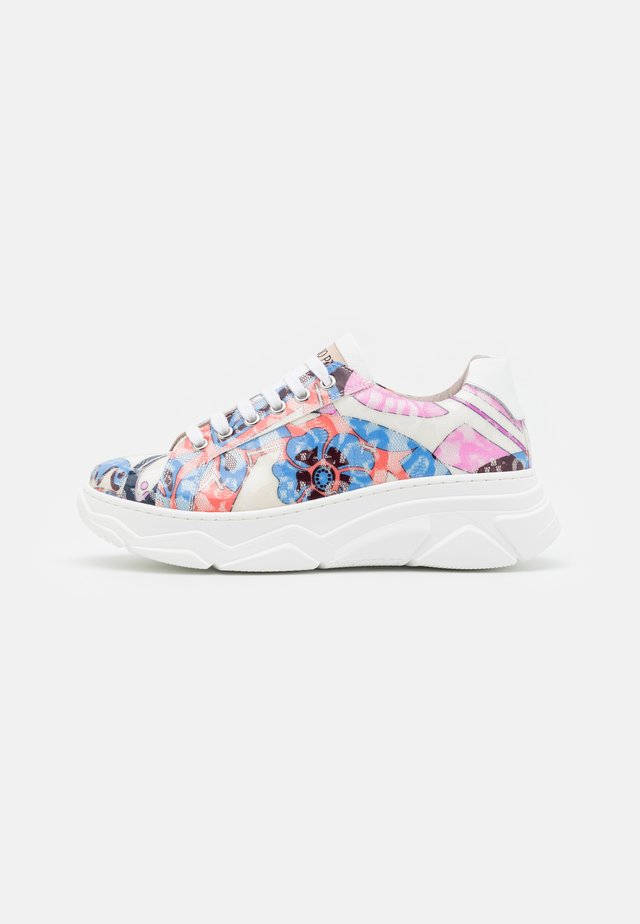 SHOES - Sneakers laag - glicine/celeste