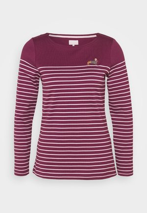 HARBOUR - T-shirt à manches longues - purple