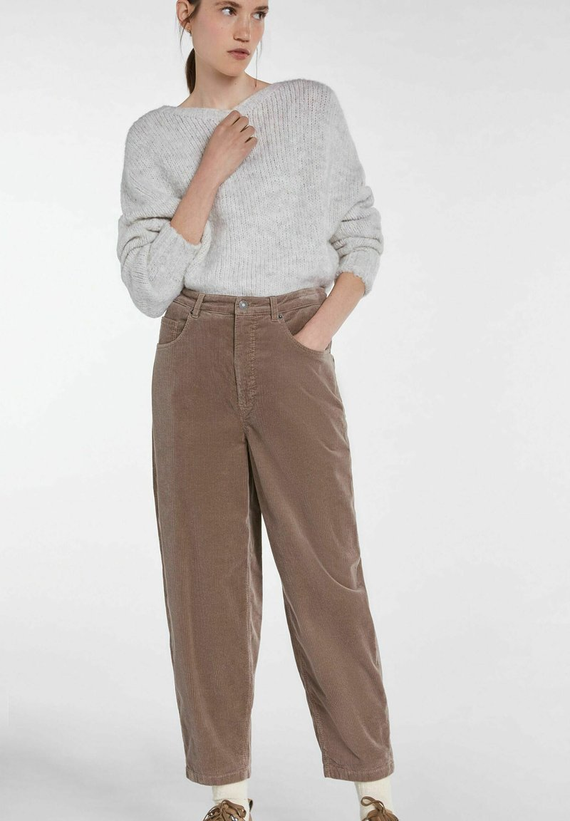 SET - Trousers - fossil