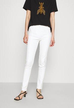 PANTS - Trousers - bianco