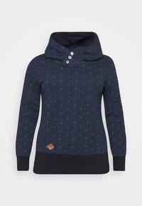 Ragwear Plus - CHELSEA - Sweatshirt - navy - 5