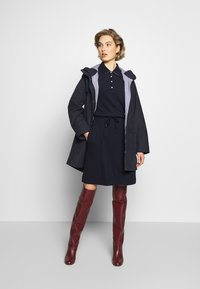 Barbour - BARBOUR PORTSDOWN DRESS - Sukienka koszulowa - navy - 1