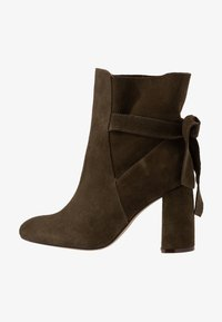 mint&berry - Classic ankle boots - khaki - 1