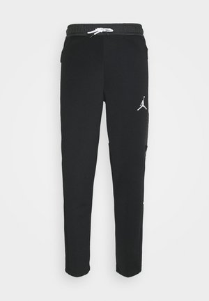 AIR PANT - Tracksuit bottoms - black/white