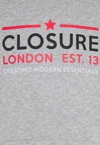 CLOSURE London - TRACKSUIT SET - Tracksuit - grey - 7