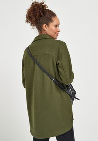 Next - Short coat - khaki - 2