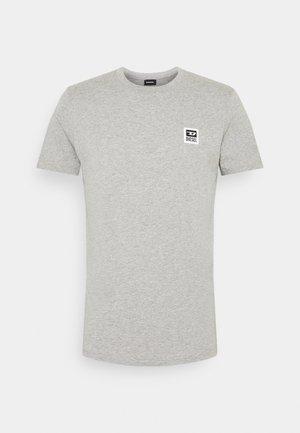 T-DIEGOS-K30 T-SHIRT - T-Shirt basic - grey